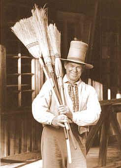 About the Broom Man - Broom Shop com